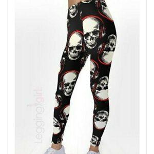 Killer Skull Leggings